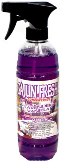 Cajun Fresh - Lavender Vanilla