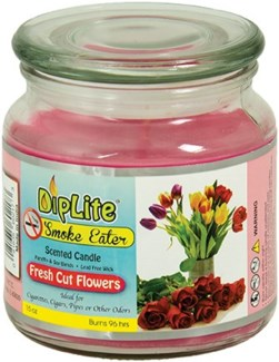 DipLite Candle - Fresh Cut Flowers
