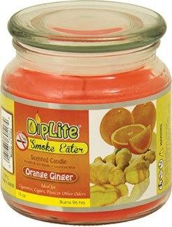 DipLite Candle - Orange Ginger