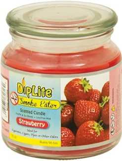 DipLite Candle - Strawberry