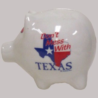 Texas Piggy Bank