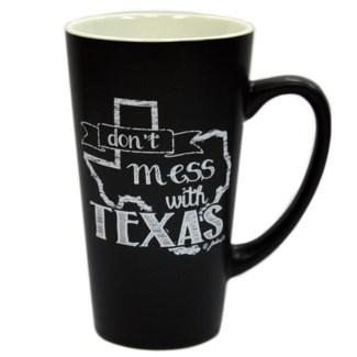 Texas Latte Mug