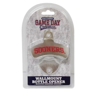 OU Bottle Opener Wall Mount