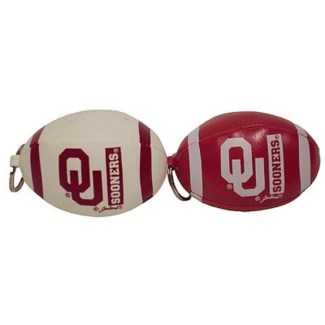 OU Football Keychain