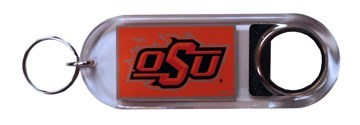 OSU Bottle Opener Keychain