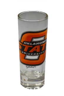 OSU Tall Shotglass