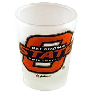 OSU Frosted Logo Shotglass