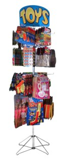 Novelty Toy Rack