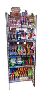 Novelty Candy Rack