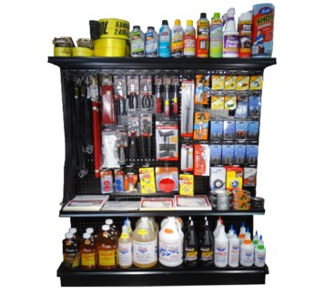 4' Truck Supply Section