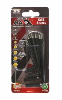 HEX SAE Wrench (8 pc.)