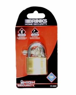 Brass Short Shank Lock