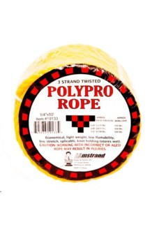 Twisted Poly Rope