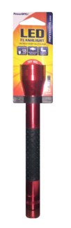 4 LED Flashlight - Red