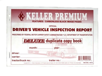 Vehicle Inspection Reports (Carbon)