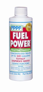 FPPF Diesel Fuel Treatment