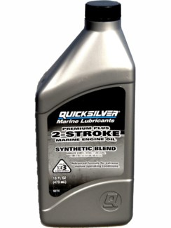 Quicksilver Premium Plus 2 Cycle