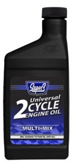 Super S 2 Cycle Engine Oil