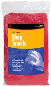 Shop Towels (4 pack)
