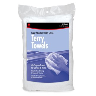 Terry All Purpose Towels