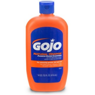 GoJo Orange Hand Cleaner