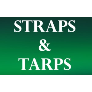 Straps & Tarps