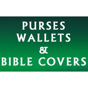 Purses, Wallets, & Bible Covers
