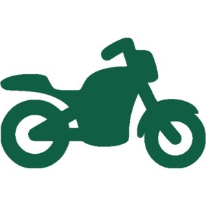 Motorcycle & Goggles