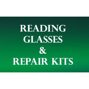 Reading Glasses & Repair Kits