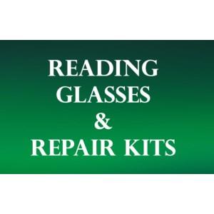 Reading Glasses & Repair Kits