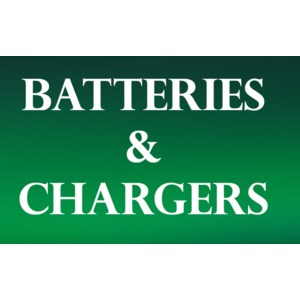Chargers & Batteries