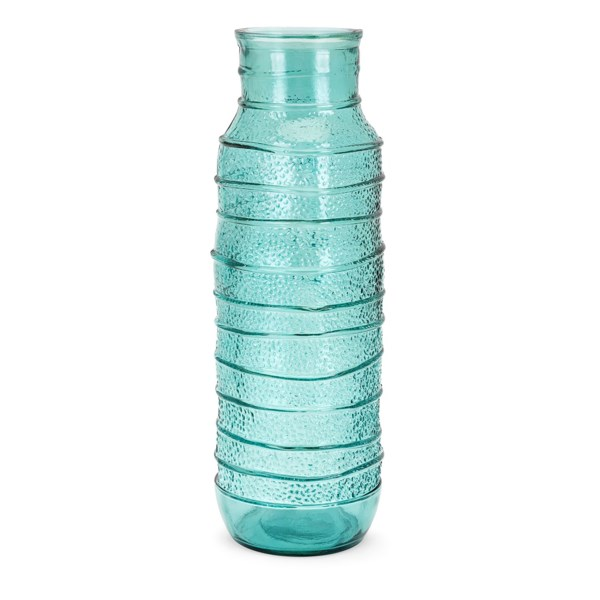 Martinique Large Recycled Glass Vase Vases Imax Worldwide Home