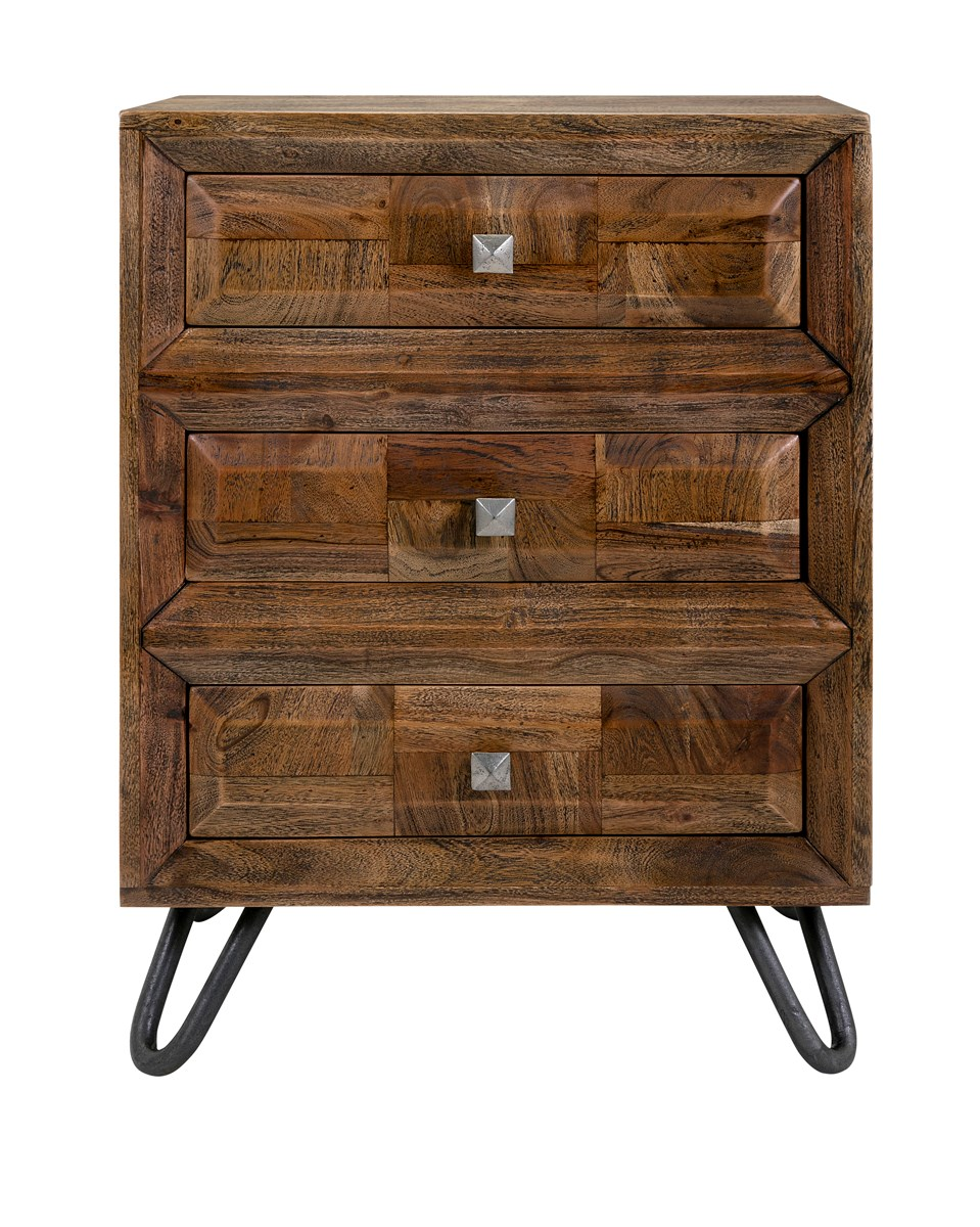 Aleppo 3 Drawer Side Table ...