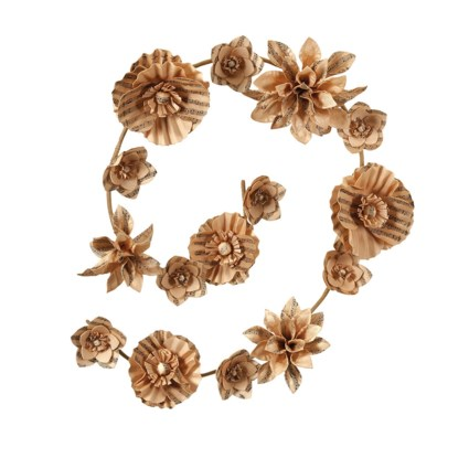 Ella Elaine Sheet Music Floral Garland