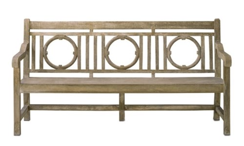 Currey Leagrave Bench