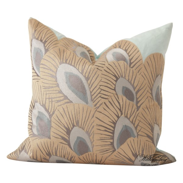 Global Views Francis Feather Pillow