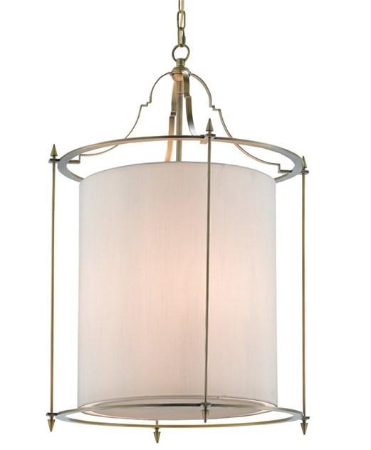 Currey Miller Lantern, Bronze