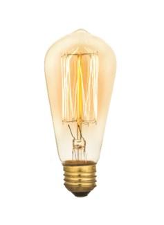 Original Thomas Edison Vintage Antique Bulb