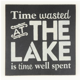 Time Wasted at the Lake