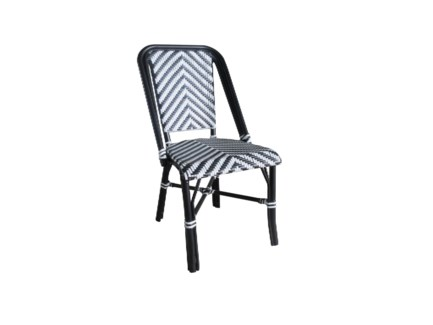 Pre-Order-Modern Black and White Chair