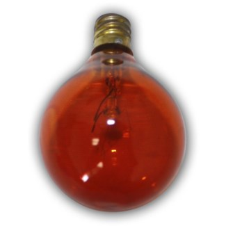Amber Party Light C7 Replacement Bulb