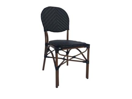 Black Café Bistro Chair