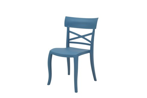 Blue Commercial Grade Chair