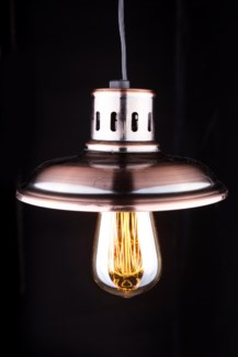 Copper Latern with 2125