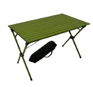 Green Large Picnic Table in a Bag