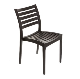 Black Commercial Chair