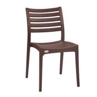Brown Commercial Chair