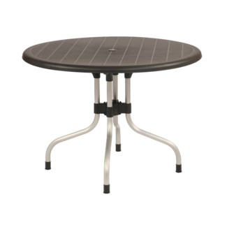Black Commercial Table