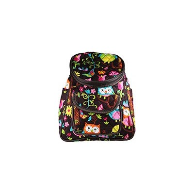 FABRIC BACKPACK PURSE ASSORTED - purses - Action Imports