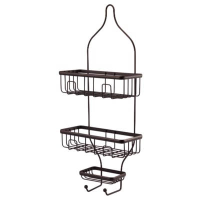 Bronze Shower Caddy with Soap Dish (12) - coming soon! - American ...